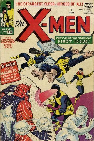 The X-Men #1 released