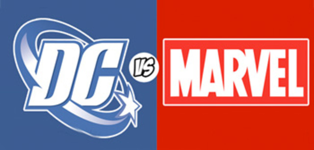 """Marvel begins to """"pull ahead"""" of rival DC Comics"""