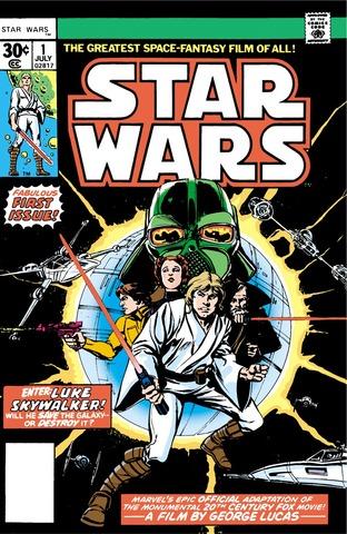 Star Wars #1 released