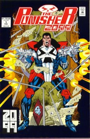 Punisher 2009 #1 released