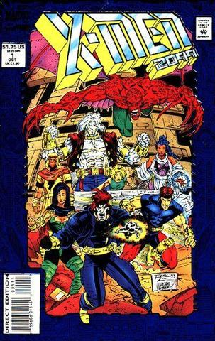 X-men 2099 released #1 released