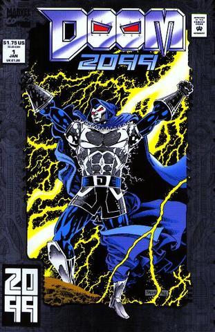 Doom 2099 #1 released
