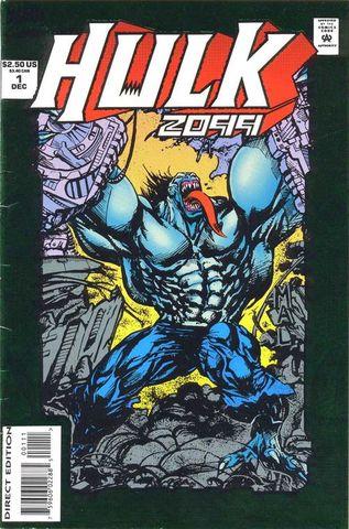 Hulk 2099 #1 released