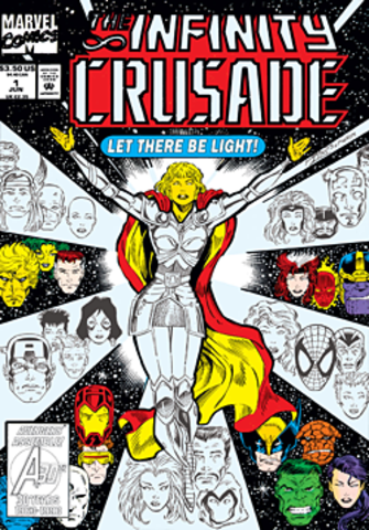 Infinity Crusade crossover event begins