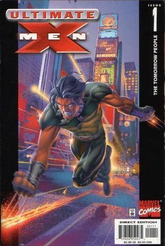 Ultimate X-Men #1 released