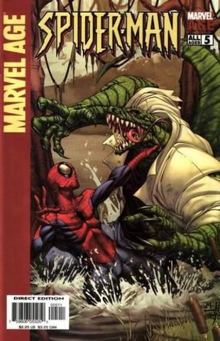 Marvel Age imprint created