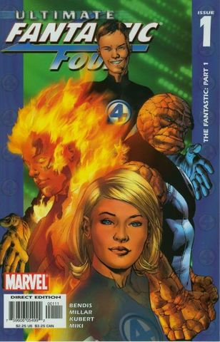 Ultimate Fantastic Four released
