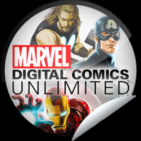 Marvel Digital Comics Unlimited launched