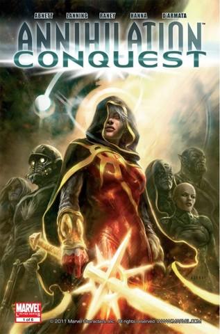 Annihilation: Conquest crossover event begins