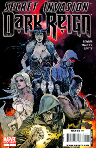 Dark Reign branding launched