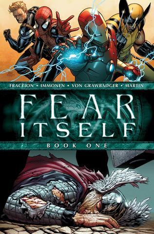 Fear Itself crossover event begins