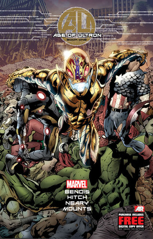 Age of Ultron crossover event begins
