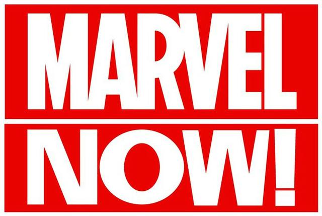 Marvel rebranded into Marvel NOW!