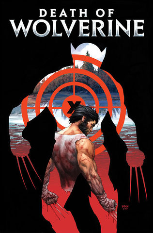 Death of Wolverine crossover event begins