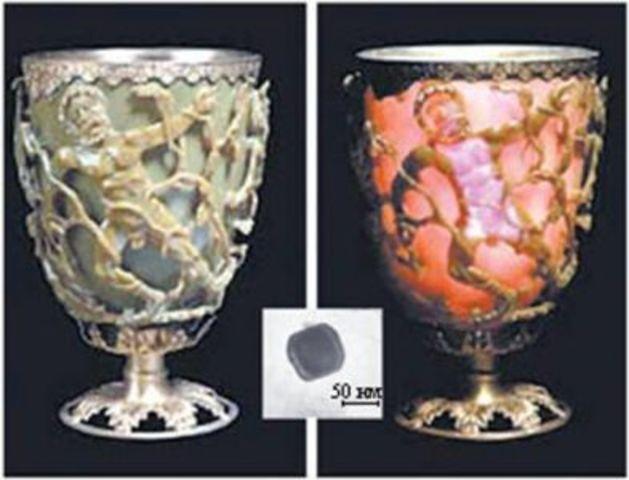 Чаша Ликурга (Древний Рим) 4 век до н. э.