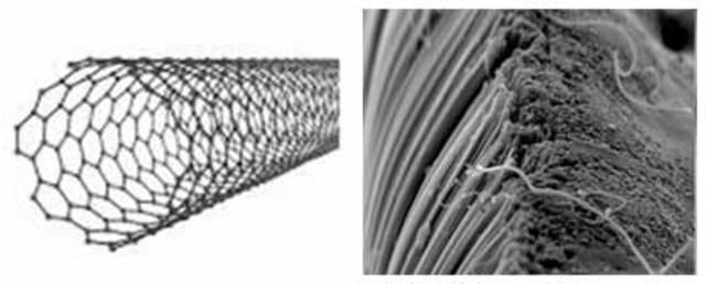 Углеродные нанотрубки