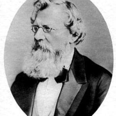 August Wilhelm von Hofmann timeline
