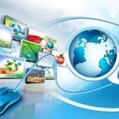 Этапы  развития образовательных Интернет-технологий timeline
