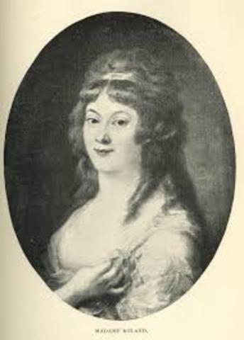 Madame Roland