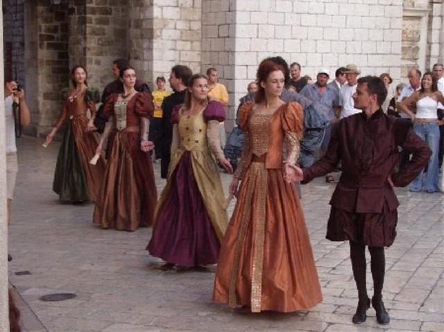 Dancing in Europe