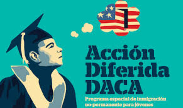 Image result for PHOTOS OF PRESIDENT OBAMA SIGNING daca