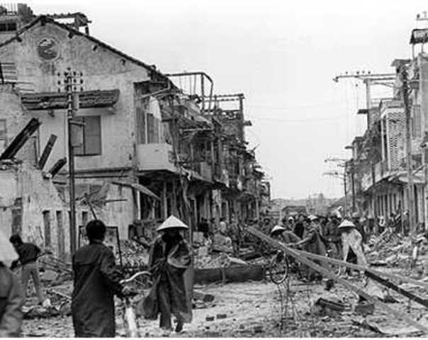 a brief history of the north vietnam during the attack on the united states embassy by the vietcong  Discussion/question non-biased explanation of vietnam  and told it to attack the north vietnam government  the vietcong overrun the united states embassy in.