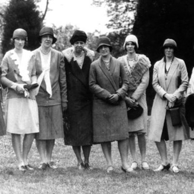 "The ""New Woman"" of the 1920s timeline"