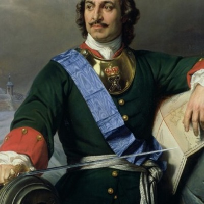 Peter the Great Lifetime timeline