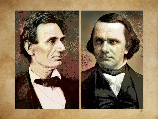 Lincoln vs douglas