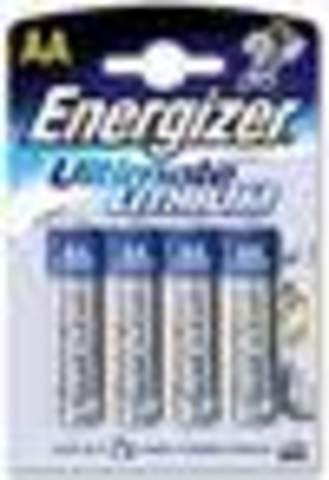 Energizer Ultimatum Litium