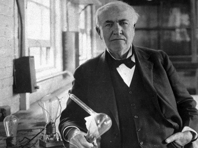 Thomas Edison timeline | Timetoast timelines