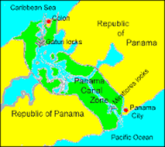 U.S. pays Panama
