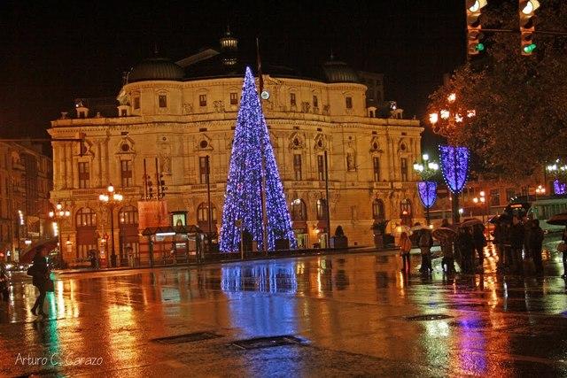 La Navidad En Bilbao Timeline Timetoast Timelines