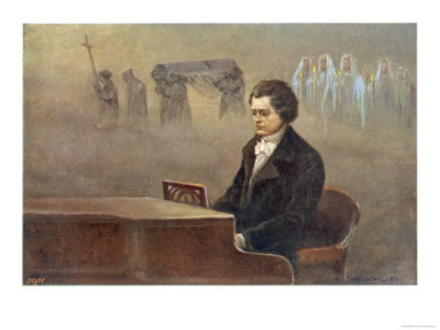 Beethoven's Symphony 8