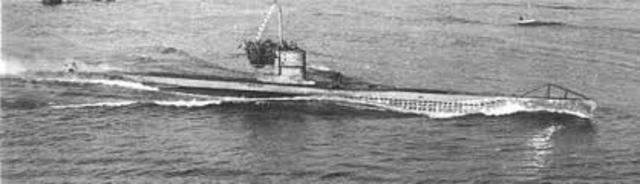 U-Boats a little closer to home