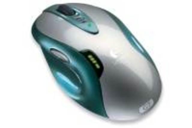 Оптическая лазерная мышь