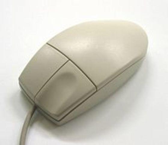 Двухкнопочная мышь
