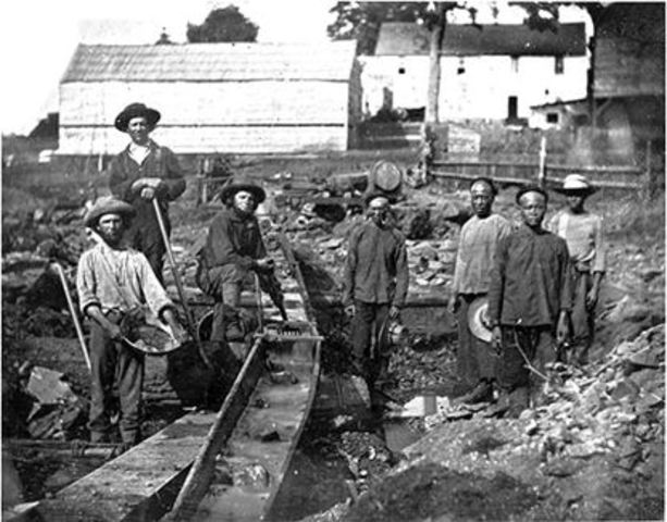 Image result for photos of the 1849 gold rush