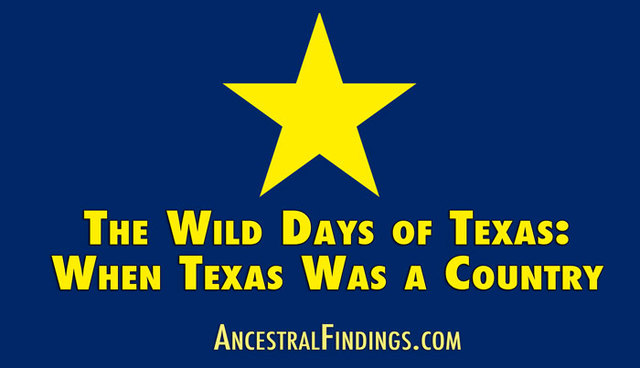 Texas Gains Its Independence from Mexico