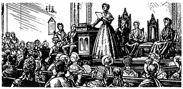 The Declaration of Sentiments and Resolutions
