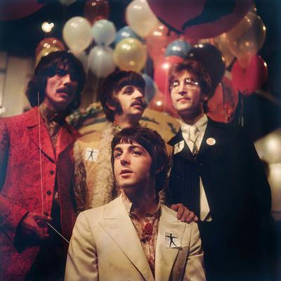 """Творчество """"The Beatles"""" timeline"""
