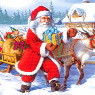 Πορεία μέχρι τα Χριστούγεννα timeline