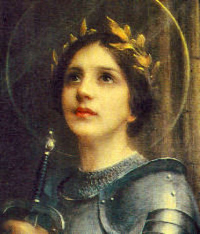 Joan of Arc timeline | Timetoast timelines