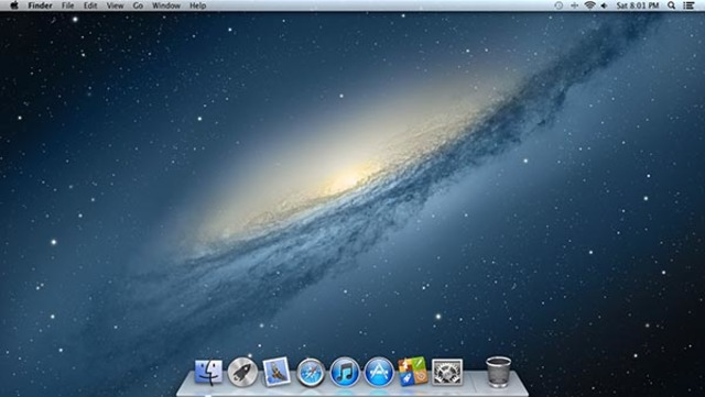 """Mac OS x """"Mountain Lion"""""""