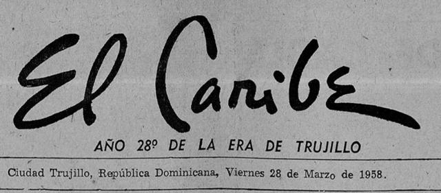 "Nace ""El Caribe"""