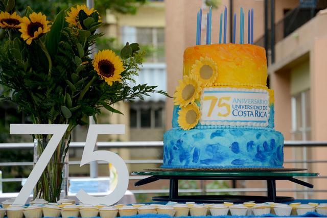 75 aniversario de la UCR