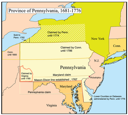 Pennsilvania Birth