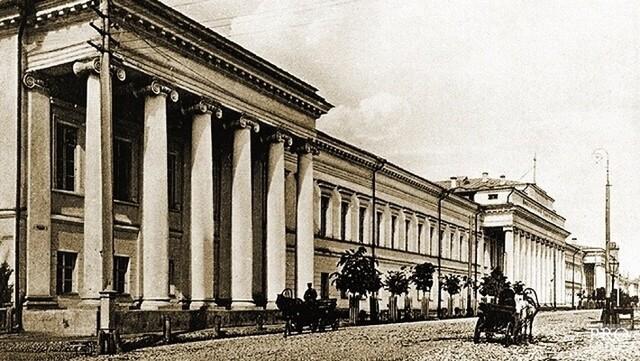 Поступление в Казанский университет