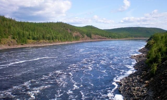 Экспедиция на реку Вилюй