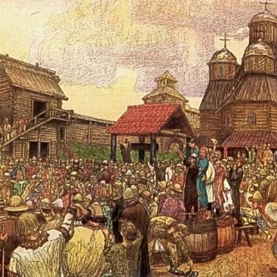 Основные вехи истории Древней Руси до раздробленности (до окончания правления Ярослава Мудрого) timeline